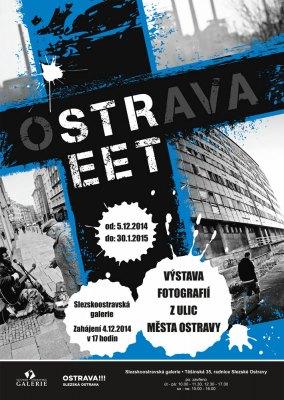 OSTRAVA STREET - Výstava fotografií z ulic města Ostravy