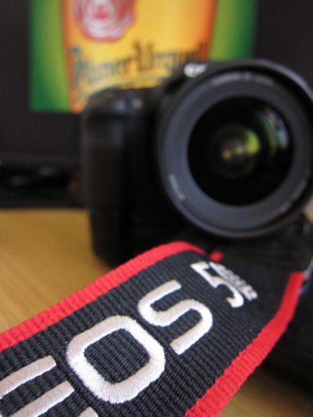 Full frame Canon, sklo 85/1,2