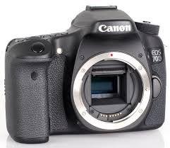 Koupím digitální zrcadlovku Canon 70D