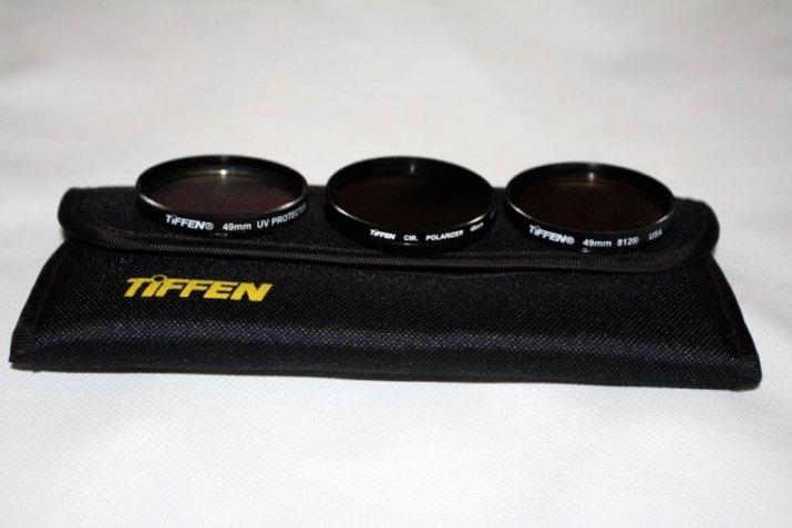 Sada filtrů 49mm zn.TIFFEN