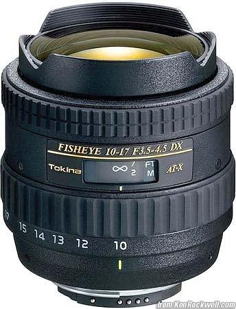 Koupím Tokina 10-17 pro Nikon
