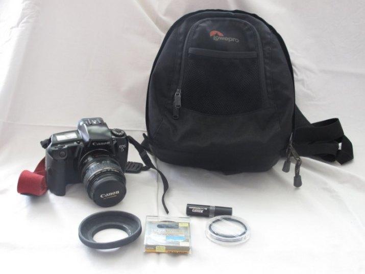 Canon EOS5, objektiv 28-105mm, polarizacni Hoya HMC Filter - 58mm (pitch 0.75), wideangle Hood 58mm Japan