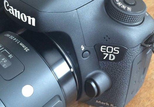 Canon 7D mark II jako NOVÝ se zárukou