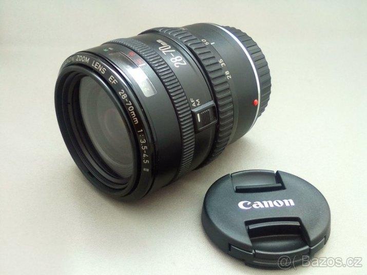 Canon EF 28-70mm f/3.5-4.5 II