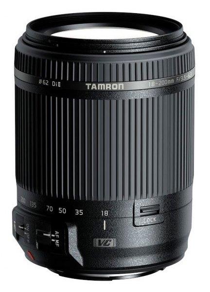Objektiv Tamron AF 18-200mm f/3,5-6,3 Di II VC pro Canon