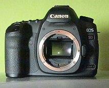 Canon 5D Mark II - prodáno