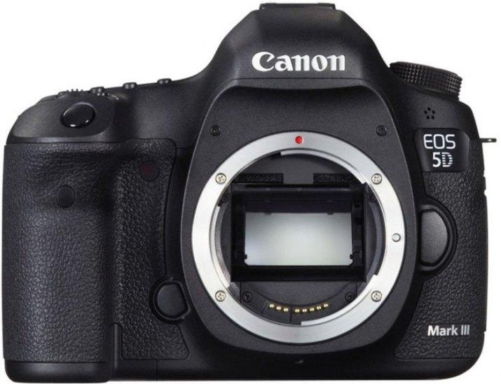 Canon EOS 5D Mark III-novinka