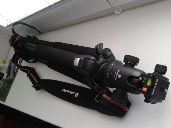 Stativ Vanguard Tracker 4 + kul. hlava SBH 250