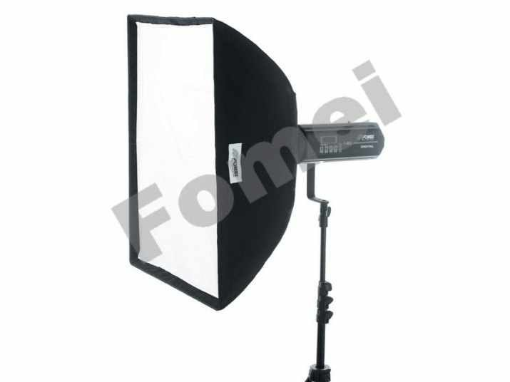 2x Fomei 90x120S Rectabox Exclusive softbox