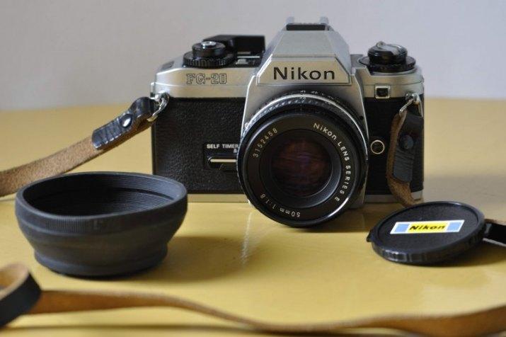 Nikon FG20