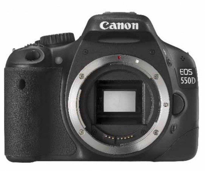 prodám, Canon EOS 550D v záruce