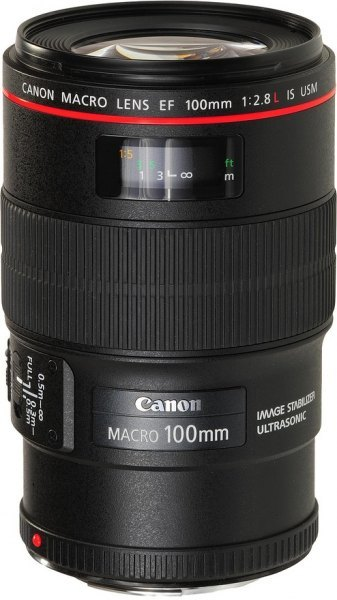 Canon 100/2.8L IS Macro