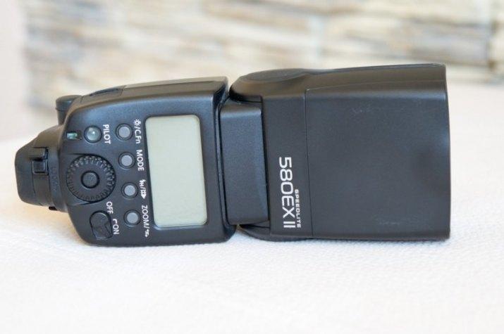 Canon speedlite 580 EXII