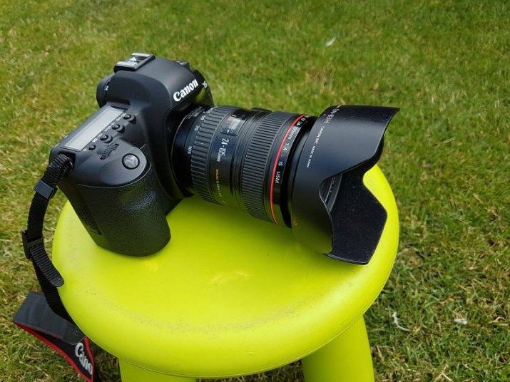 Canon EOS 5D Mark ll jako nový