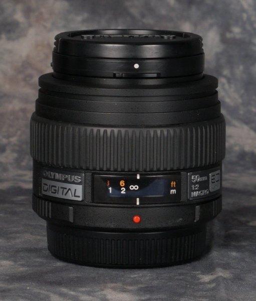 Olympus 50mm Macro 1:2.0 Zuiko Digital ED