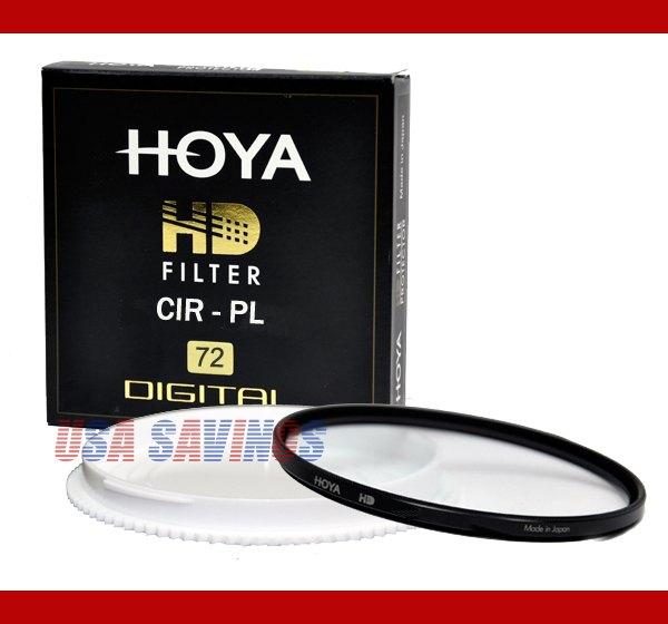 filtr Hoya HD CIR-PL 72mm