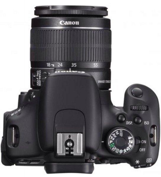 Prodám Canon EOS 600D + prislusenstvi