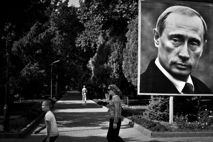 KAŽDODENNÍ ŽIVOT 1. cena - Zlaté oko MARTIN WÁGNER, volný fotograf: Kde začíná Evropa, Rusko, 2010-2012 (série)