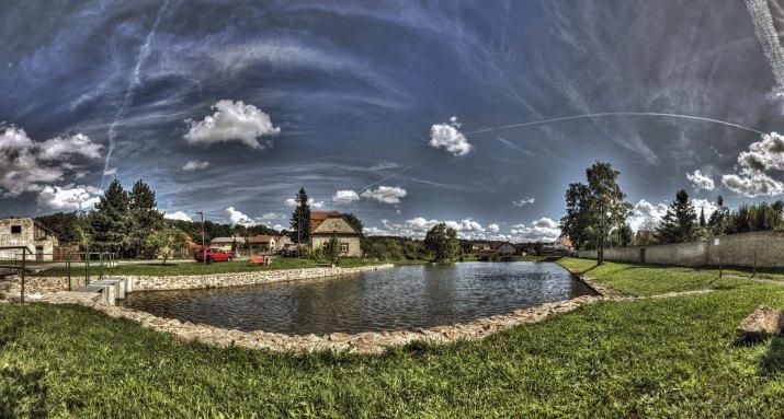 Klenečský rybník