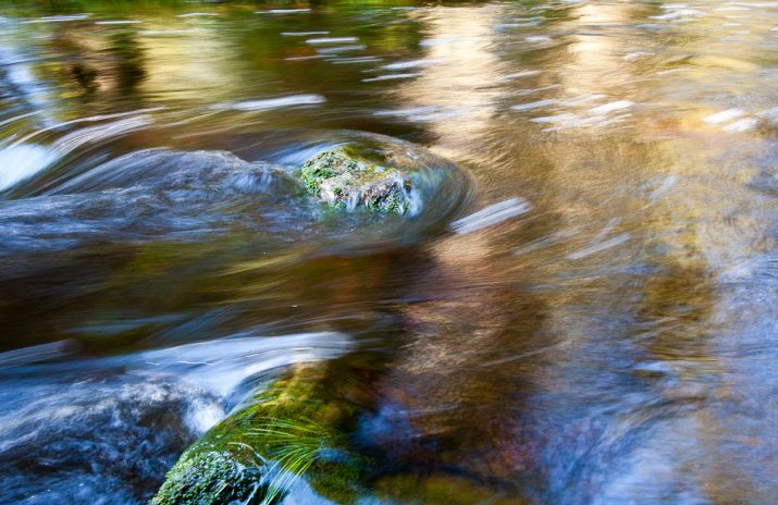 Roklanský potok-Šumava