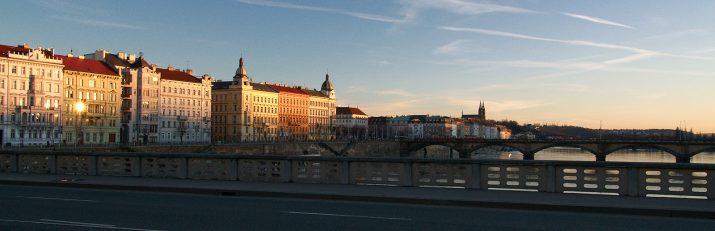 Dobrou noc, Praho