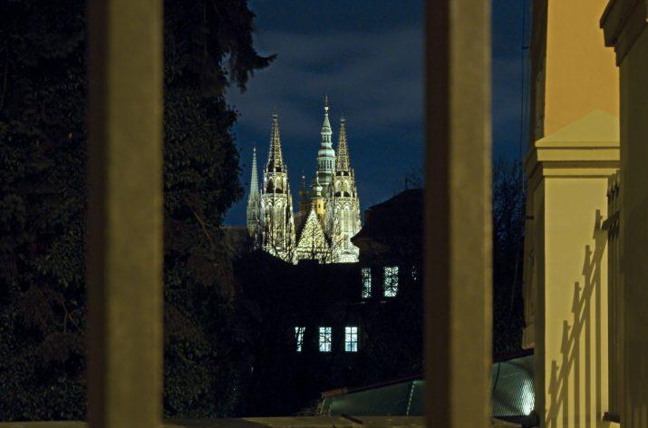 Noční Praha 3