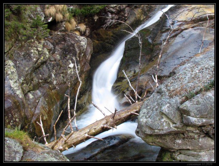 Vysoké Tatry - vodopád