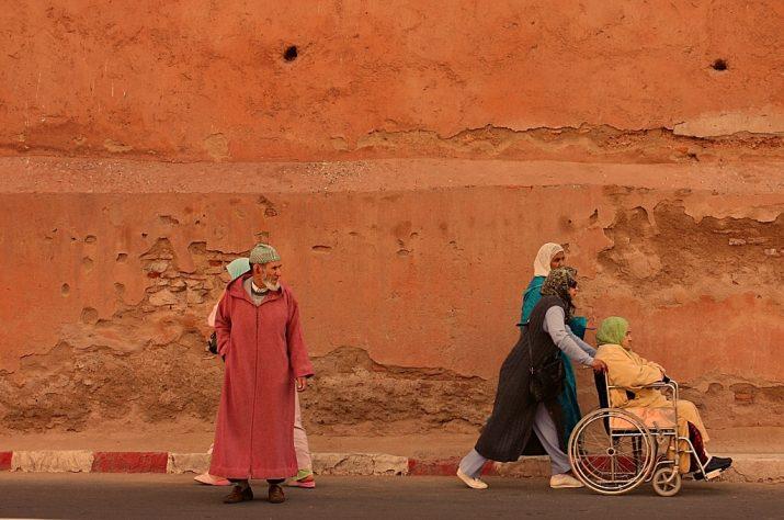 Streetphoto z Marrakesche 2