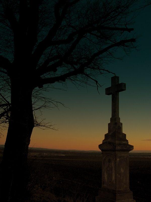 Večerní kříž 2