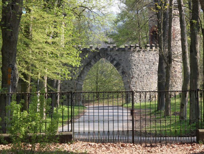 pohled z parku