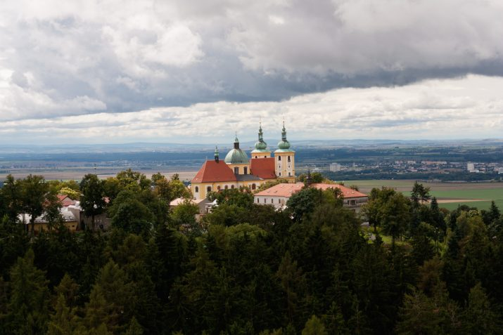 Sv.Kopeček u Olomouce