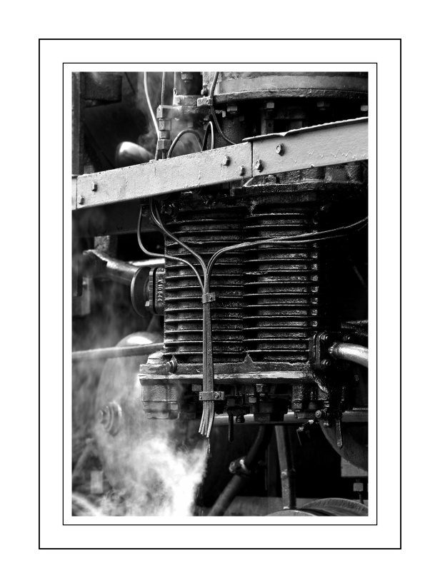 Parní stroj