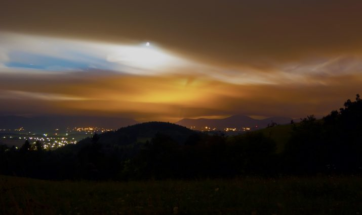 Noční světla