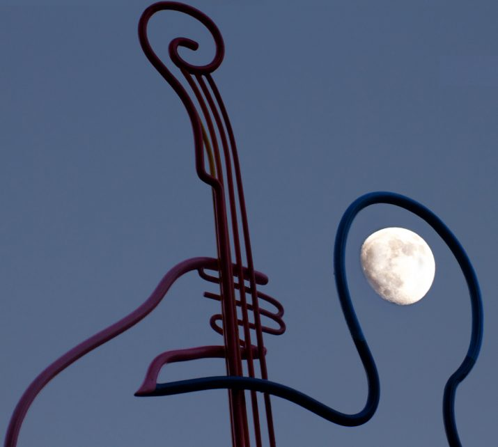 Měsíční blues