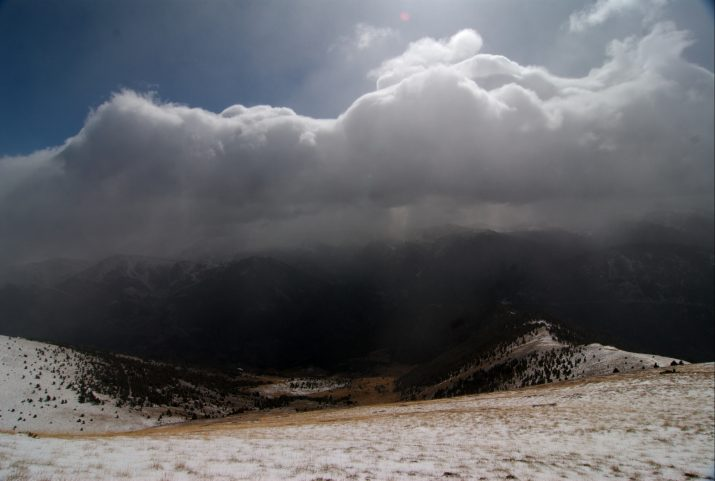 Andorra 2900 m. n. m.