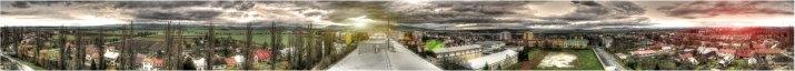 Holešov panorama