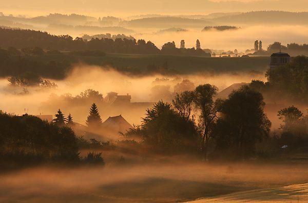 Šumavské hmly