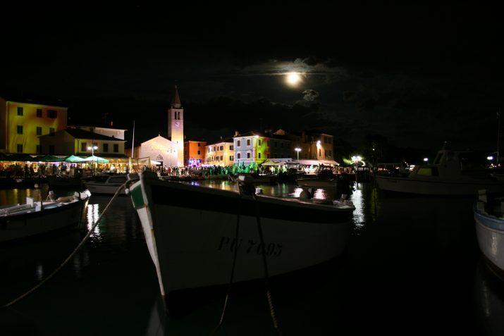 Včerejší Fažana,Istrie