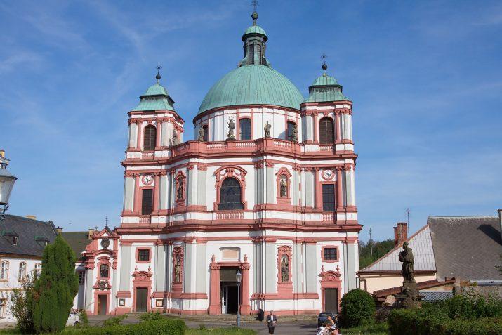 Bazilika Jablonné