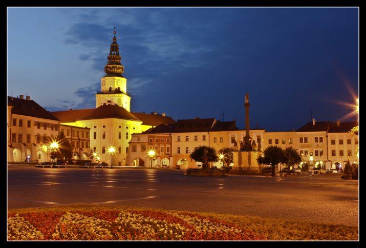 Kroměříž - náměstí