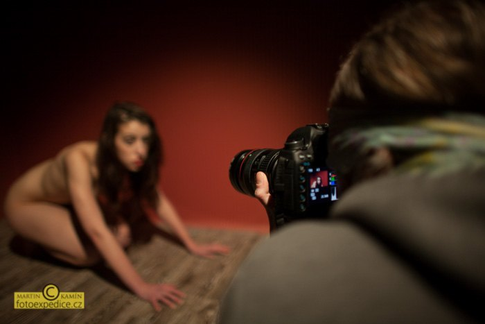 Fotografování aktu