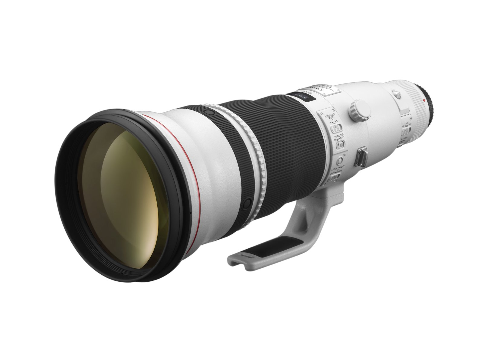 EF 600mm f/4 IS II USM