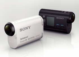 SONY HDR-AS30V test a recenze