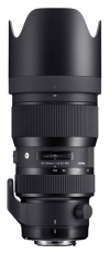 Sigma 50-100 mm f/1,8 DC HSM Art Lens