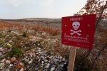 Balkánský fotocestopis minové pole